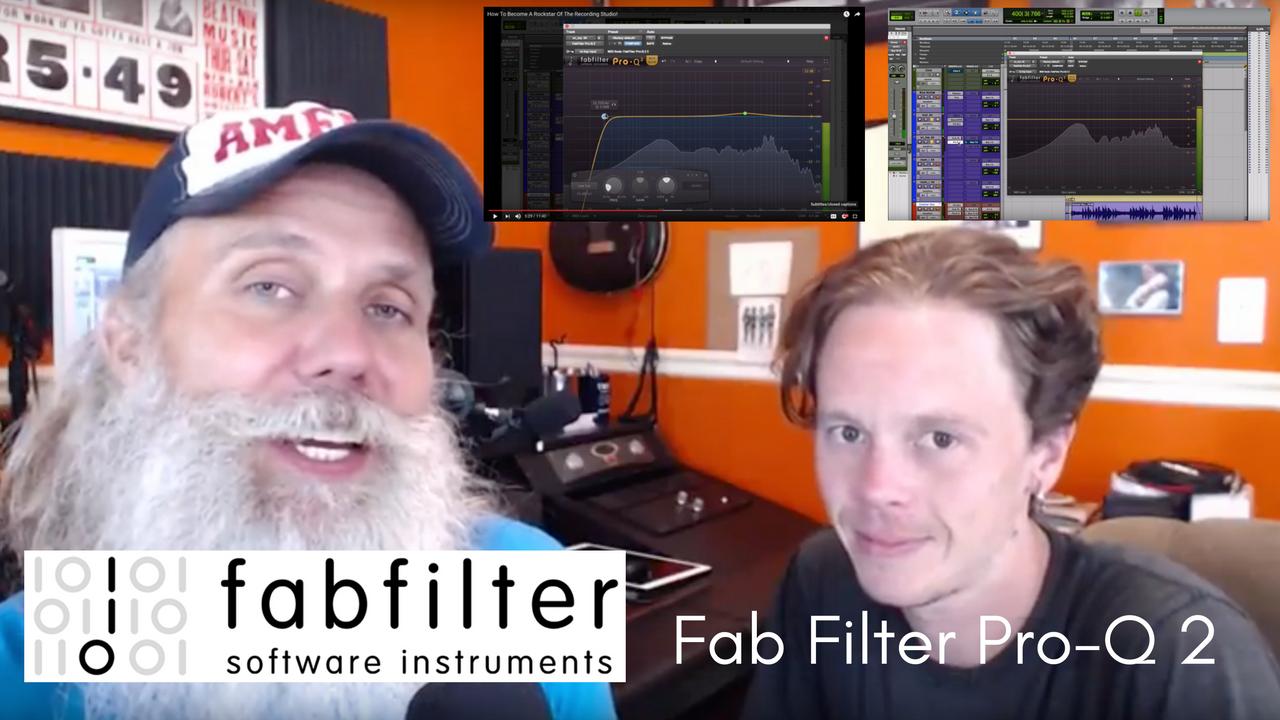Fab Filter Pro-Q 2