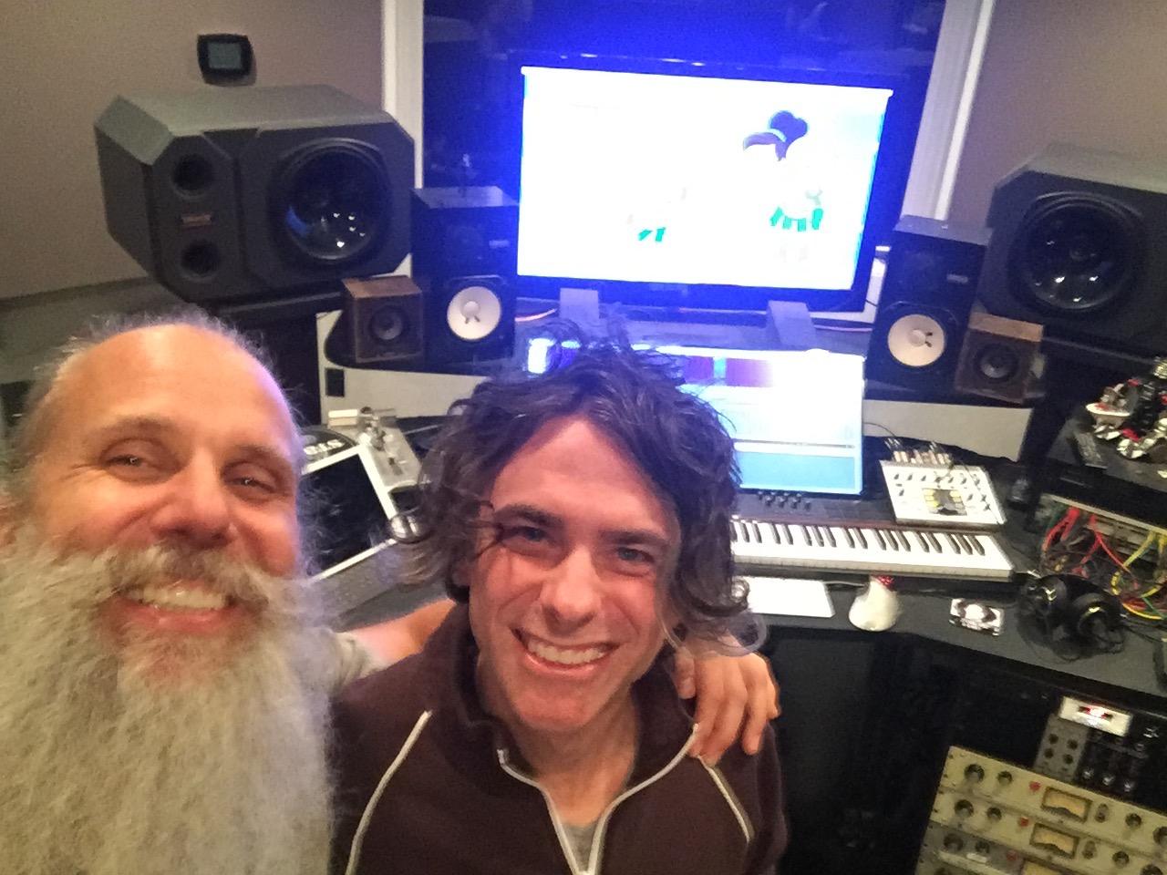 Lij Shaw & Matt Mahaffey